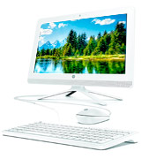 HP 20-c000na 20-Inch All-in-One Desktop