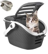 Curver 2068963 Plastic Cat Carrier