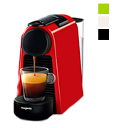 Nespresso Essenza Mini Coffee Machine