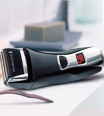 Review of Remington F7800 Dual Foil Shaver