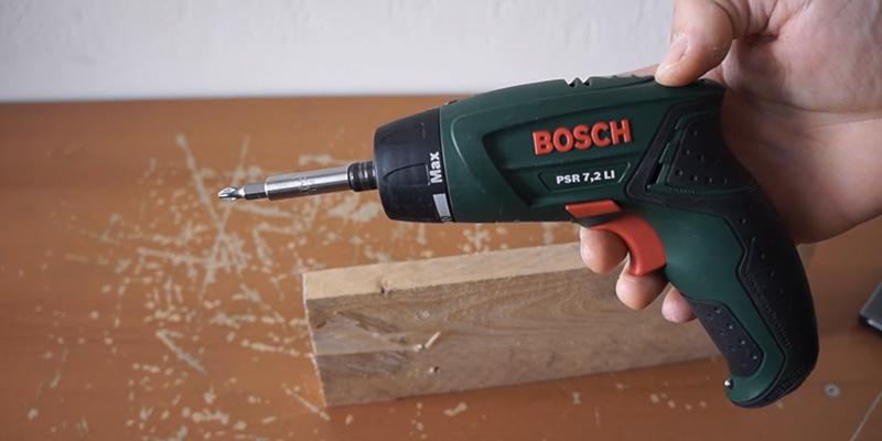 Review of Bosch 603957770 Cordless Screwdriver