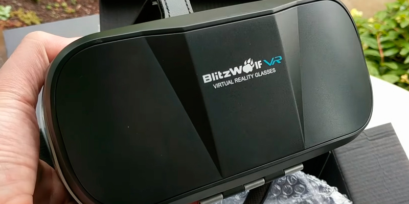 Review of BlitzWolf 3D Virtual Reality Headset