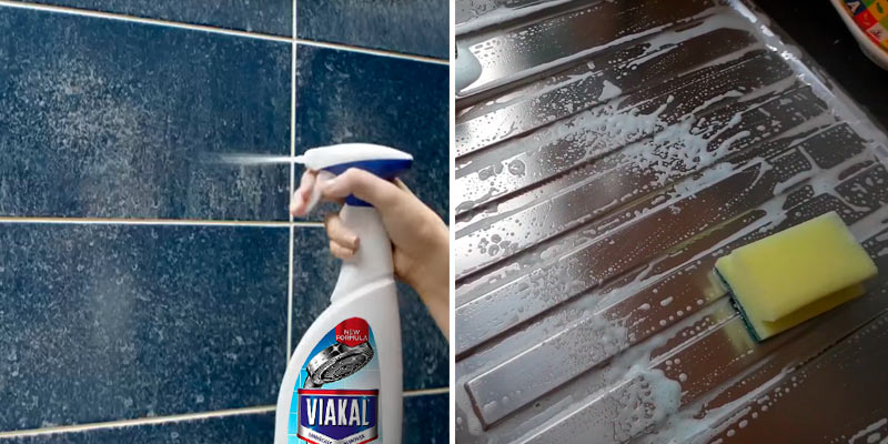 Review of VIAKAL Classic Limescale Remover Spray