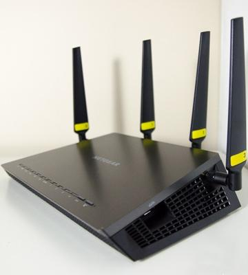 Review of NETGEAR Nighthawk (D7800-100UKS) AC2600 (MU-MIMO, VDSL/ADSL)