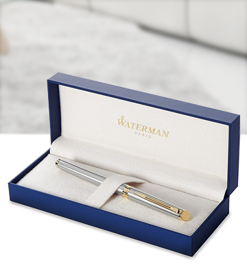 Review of Waterman Hemisphere Essential Fountain Pen