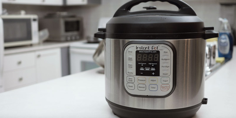 Review of Instant Pot IP-DUO80 Pressure Cooker