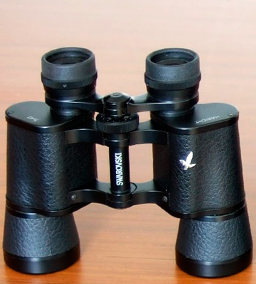 Review of Swarovski Habicht-10x40 Binoculars