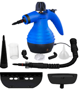 Comforday 9-Piece Accessories Multi-Purpose Handheld Steam Cleaner