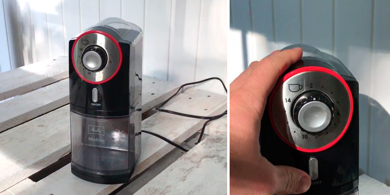 Review of Melitta Molino 1019-01 Electric Coffee Grinder