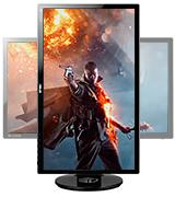 ASUS VG248QE 24 Full HD Gaming Monitor (144 Hz)