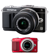 Olympus Pen E-PM2 Compact System Camera