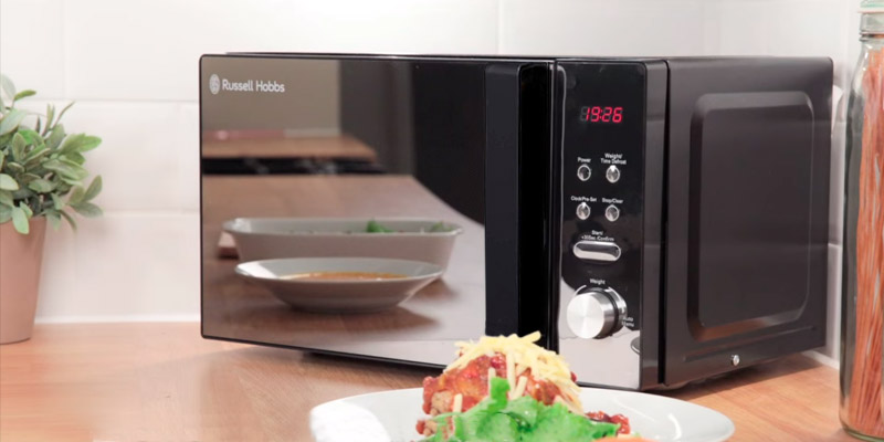 Review of Russell Hobbs RHM2076B Solo Microwave