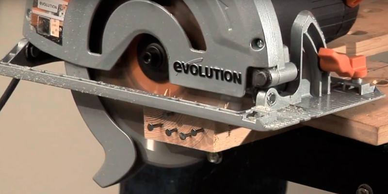 Review of Evolution Power Tools RAGE185-TCT Multi-Purpose Carbide-Tipped Blade