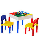 Liberty House LH698 5 in 1 Activity Table & Chairs with Storage