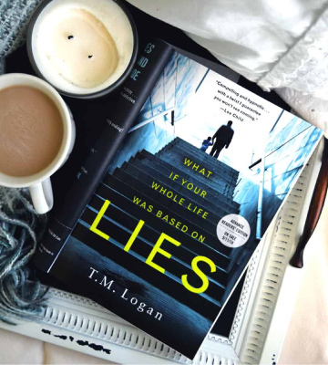 Review of T.M. Logan Lies: The number 1 bestselling psychological thriller