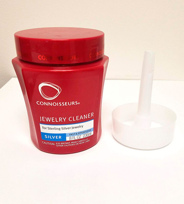 Review of Connoisseurs CONN773 Silver Jewellery Cleaner