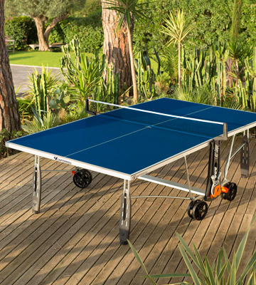 Review of Cornilleau Sport 250S Crossover Outdoor Table Tennis Table