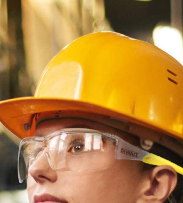 Review of DEWALT DPG54 Protector Safety Glasses Clear Anti-Fog Lens