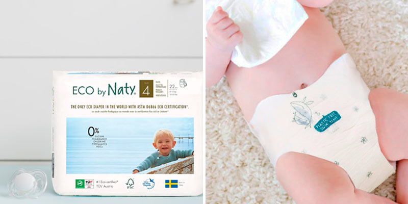 Review of Eco by Naty Ecological Biodegradable Plant Based Diapers