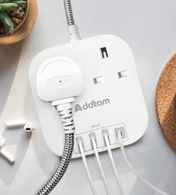 Review of Addtam PS-UKW23C Extension Cord