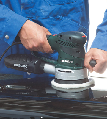 Review of Metabo MPTSXE425 Random Orbit Sander