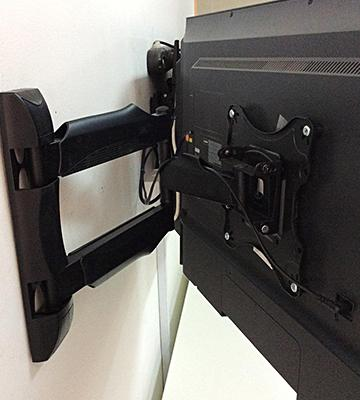 Review of Invision Ultra Slim TV Wall Mount
