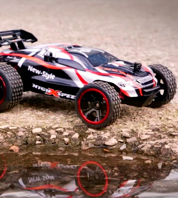 Review of Playtech Logic Remote Control Racing Car Radio Controlled On Off Road RC Toy Car