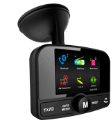 FirstE DAB-008 Digital Bluetooth FM Transmitter