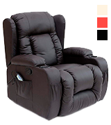 More4Homes (tm) Caesar 10 in 1 Winged Recliner Chair