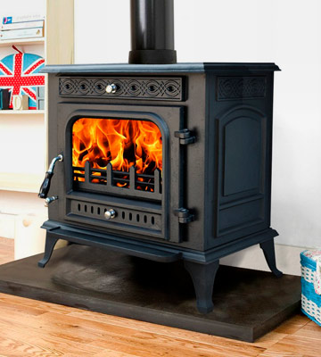 Review of Lincsfire Metheringham JA031 MultiFuel WoodBurning Stove