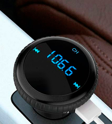 Review of CHGeek FT1008 Bluetooth FM Transmitter