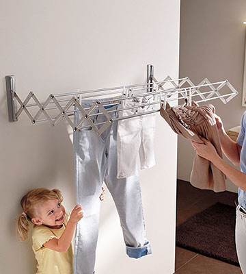 Review of Artweger 332 RuckZuck 80 Clothes Dryer and Mounting Set