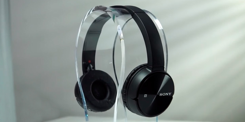 Review of Sony MDR-ZX330BT Bluetooth Wireless Headphones with NFC Connectivity