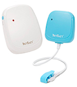 DryEasy Wireless Bedwetting Alarm with 6 Selectable Sounds