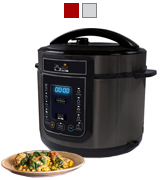 Pressure King Pro 5 Litre 12-in-1 Rice Cooker