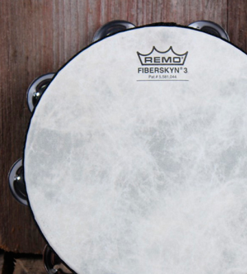 Review of Remo TA-5110-70 Tambourine Single Row, 10