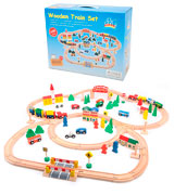 Point-kids 100-Piece Railway