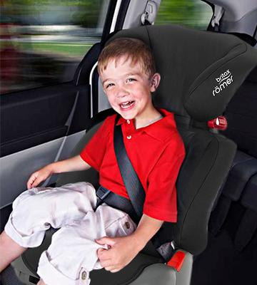 Review of Britax Romer Adventure Highback Booster Car Seat