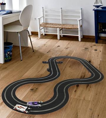 Review of Scalextric Scale Continental Sports Cars Race Set
