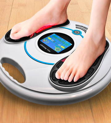 Review of Heartline HEEWPFM Electromagnetic Foot Massager