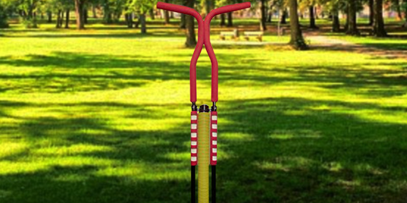 Review of Denny International Powered Jump Pogo Stick
