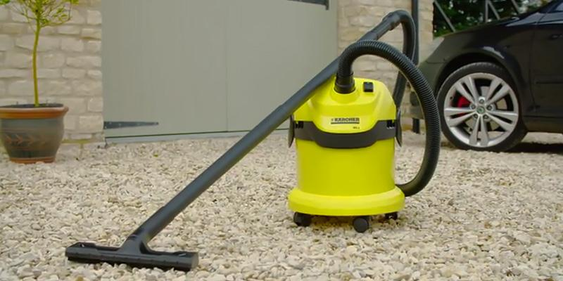 Review of Karcher WD2 Wet and Dry Vaccum Cleaner