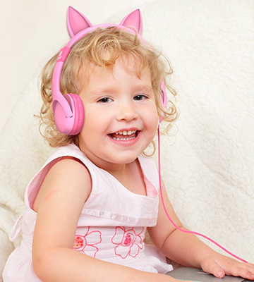 Review of iClever IC-HS01 Cat-Inspired Kids Headphones