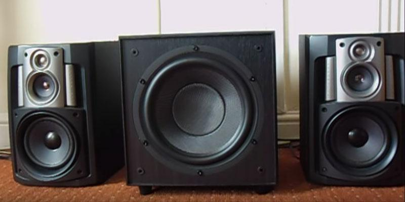 Review of Wharfedale Diamond Subwoofer