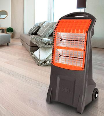 Review of RHINO RHINO TQ3 Infrared heater