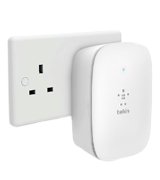 Belkin F9K1126-UK AC1200 Dual Band AC Wireless Range Extender
