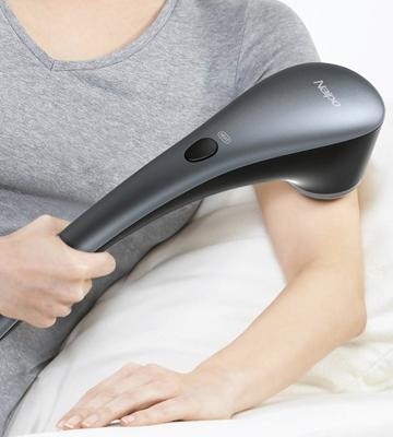 Review of Naipo Handheld Percussion Massager