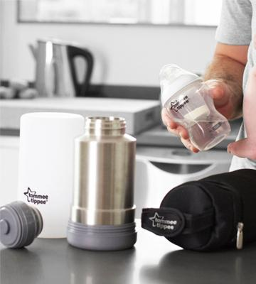 Review of Tommee Tippee Travel Food Bottle Warmer