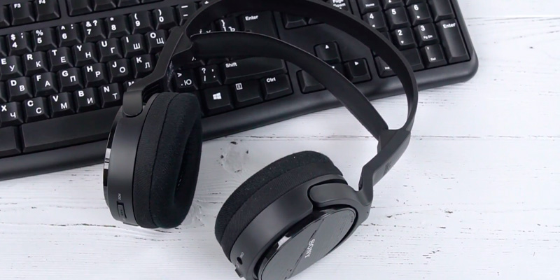 Review of Sony MDR-RF811RK Wireless Headphones for TV