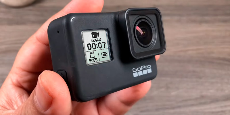 Review of GoPro Hero7 Action Camera (4K, 12MP, Touch Screen, Waterproof)